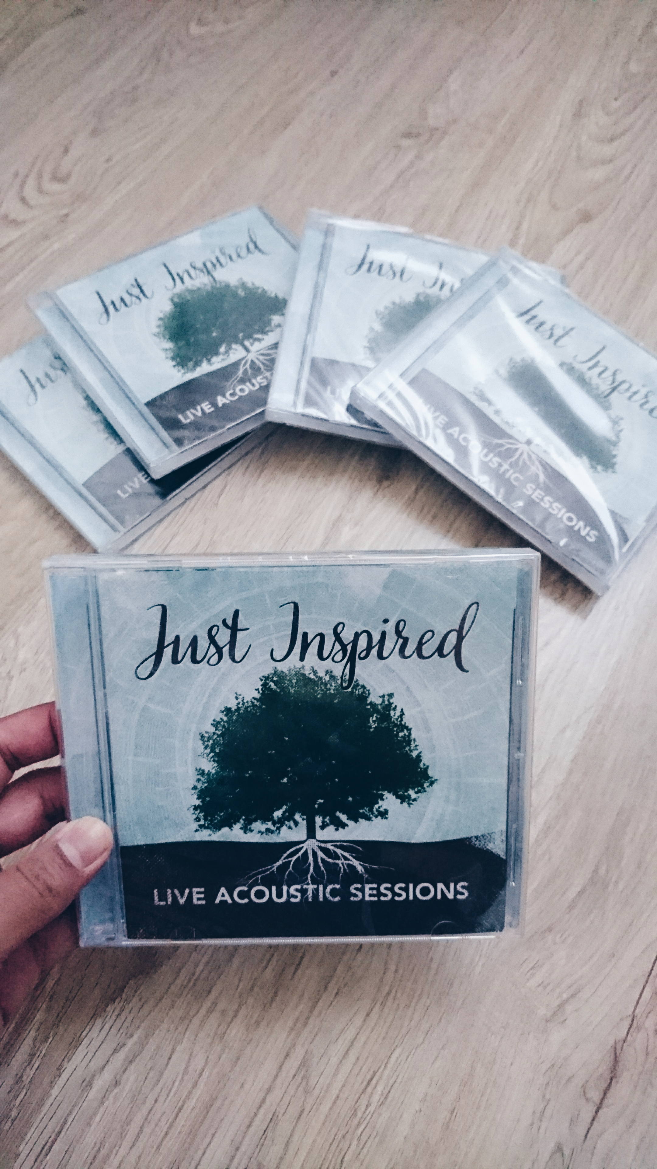 Closed. What Album am I listening to? Just Inspired – Live Acoustics & GIVEAWAY